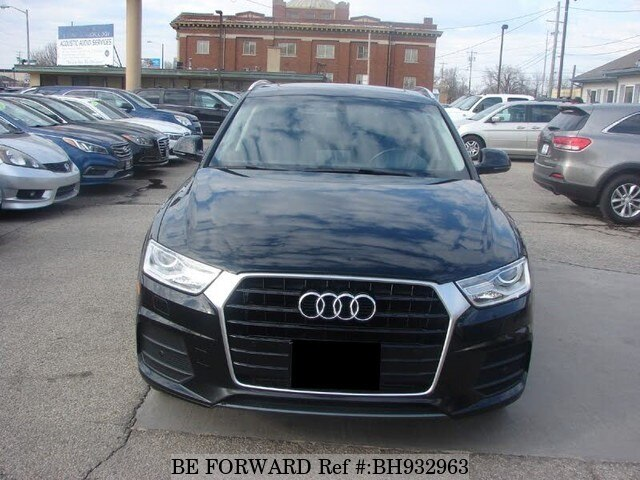 Used 2017 AUDI Q3 BH932963 for Sale
