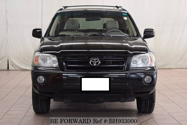Used 2007 TOYOTA HIGHLANDER BH933000 for Sale