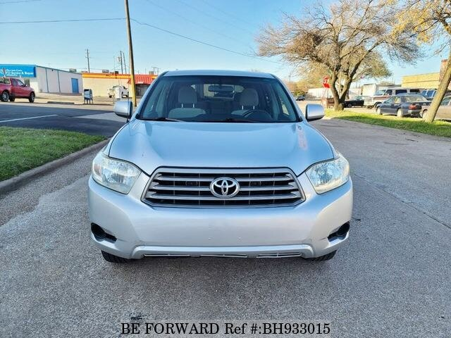 Used 2008 TOYOTA HIGHLANDER BH933015 for Sale