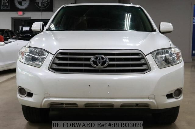 Used 2009 TOYOTA HIGHLANDER BH933020 for Sale