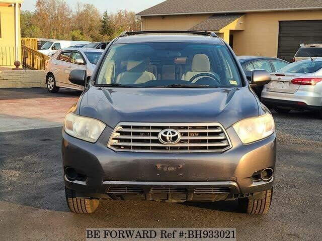 Used 2009 TOYOTA HIGHLANDER BH933021 for Sale