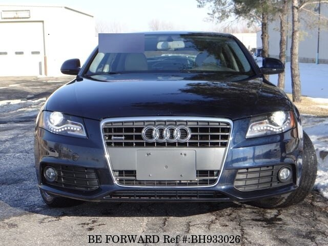 Used 2009 AUDI A4 BH933026 for Sale