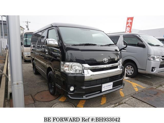 Used 2018 TOYOTA HIACE WAGON BH933042 for Sale