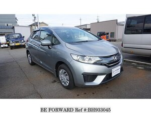 Used 2014 HONDA FIT BH933045 for Sale
