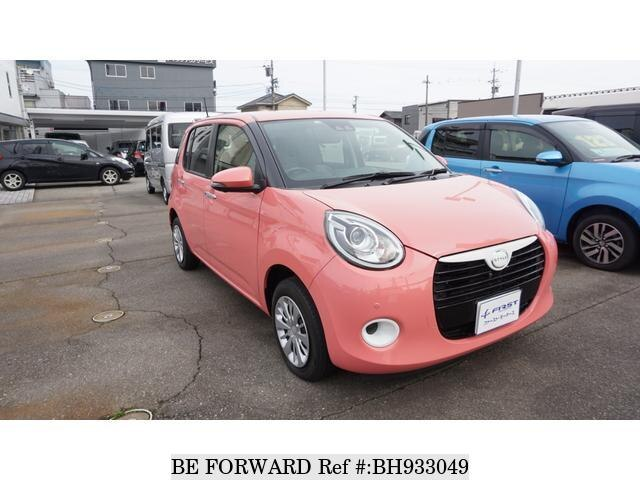 Used 2018 DAIHATSU BOON BH933049 for Sale