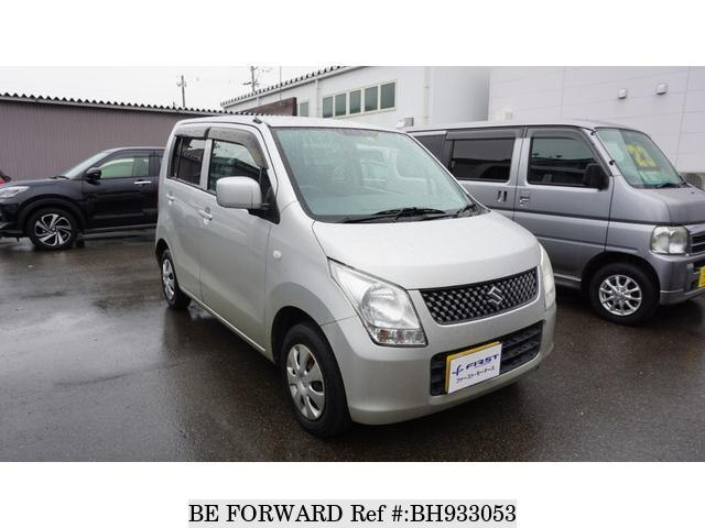 Used 2010 SUZUKI WAGON R BH933053 for Sale