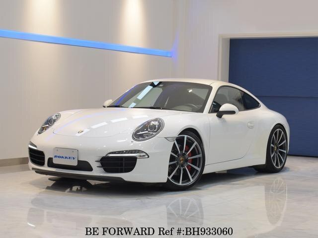 Used 2012 PORSCHE 911 BH933060 for Sale