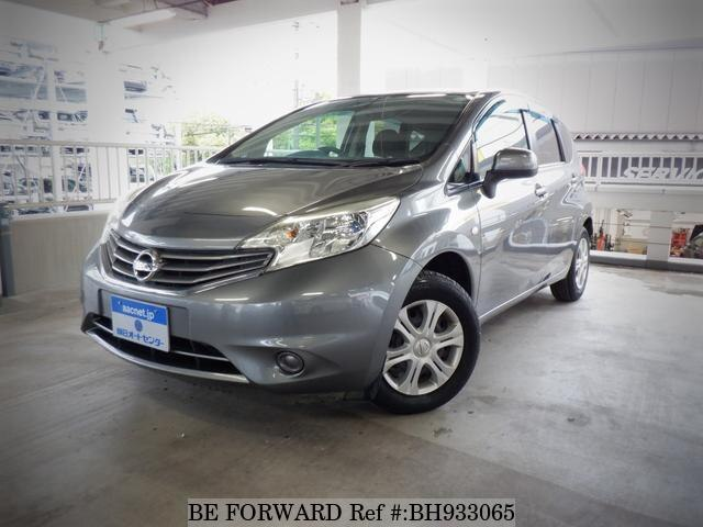 Used 2013 NISSAN NOTE BH933065 for Sale