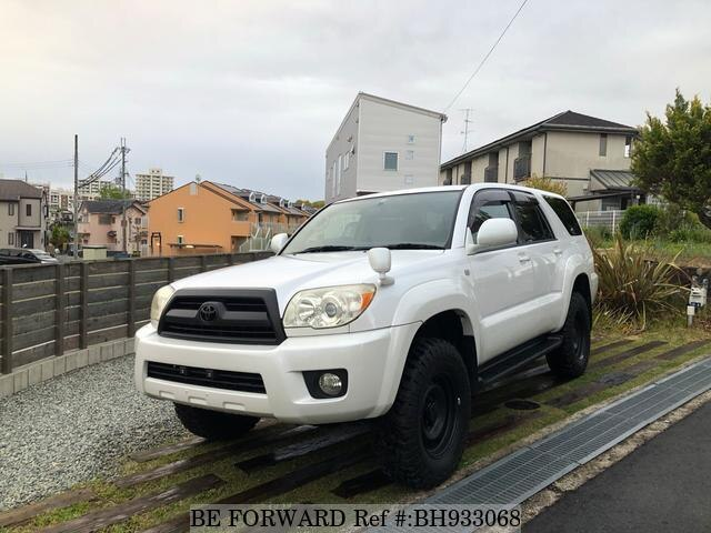 Used 2006 TOYOTA HILUX SURF BH933068 for Sale