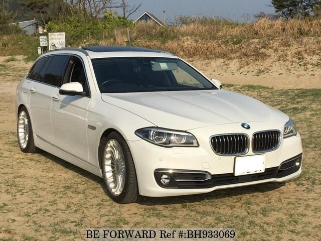 Used 2014 BMW 5 SERIES BH933069 for Sale