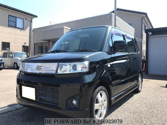 Used 2007 SUZUKI WAGON R BH933079 for Sale