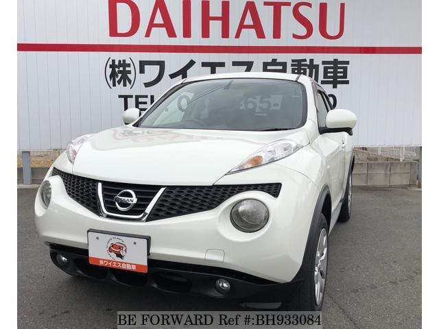 Used 2012 NISSAN JUKE BH933084 for Sale