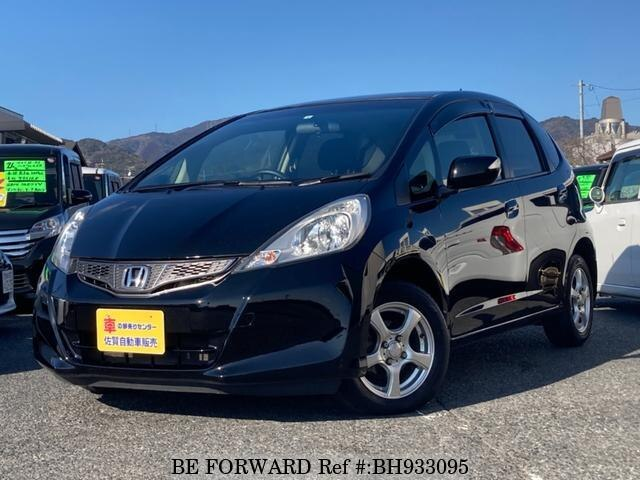 Used 2012 HONDA FIT BH933095 for Sale