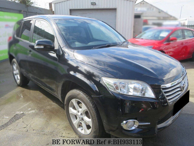Used 2012 TOYOTA RAV4 BH933113 for Sale