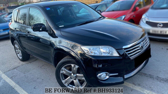 Used 2010 TOYOTA RAV4 BH933124 for Sale