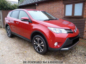 Used 2015 TOYOTA RAV4 BH933126 for Sale