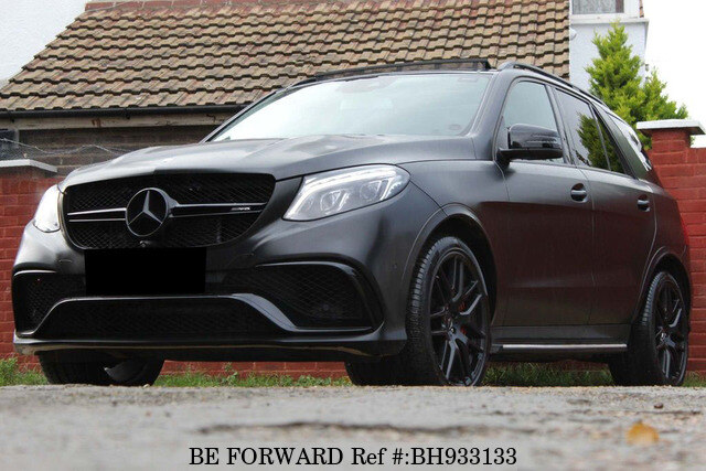 Used 2015 MERCEDES-BENZ GLE-CLASS BH933133 for Sale