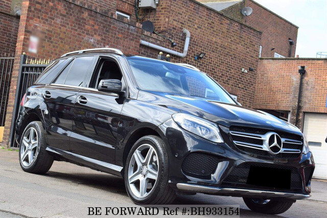 Used 2015 MERCEDES-BENZ GLE-CLASS BH933154 for Sale