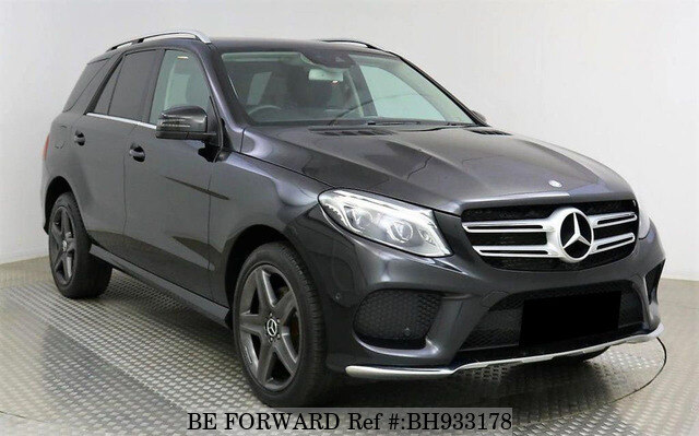Used 2016 MERCEDES-BENZ GLE-CLASS BH933178 for Sale