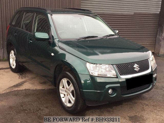 Used 2007 SUZUKI GRAND VITARA BH933211 for Sale