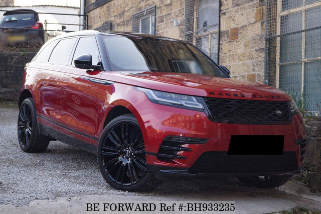 Used 2017 LAND ROVER RANGE ROVER VELAR BH933235 for Sale