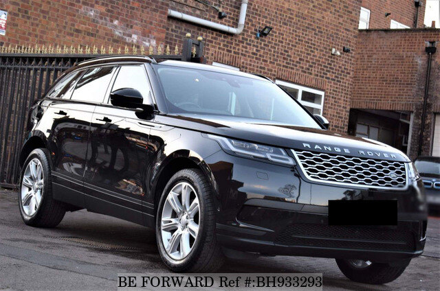 Used 2018 LAND ROVER RANGE ROVER VELAR BH933293 for Sale