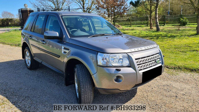 Used 2010 LAND ROVER FREELANDER 2 BH933298 for Sale
