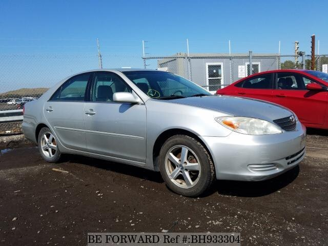 Used 2002 TOYOTA CAMRY BH933304 for Sale