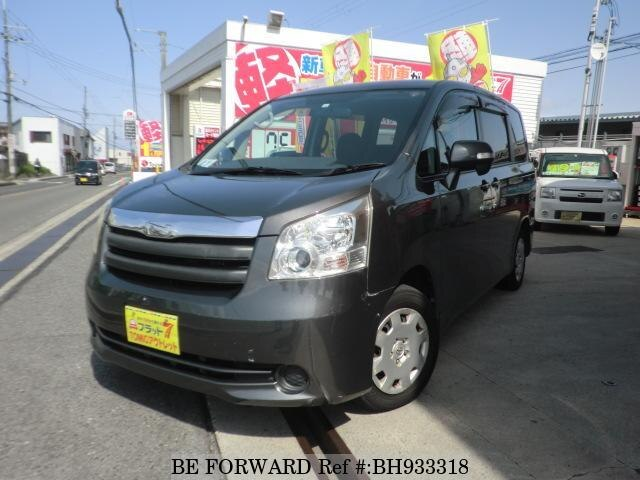 Used 2008 TOYOTA NOAH BH933318 for Sale