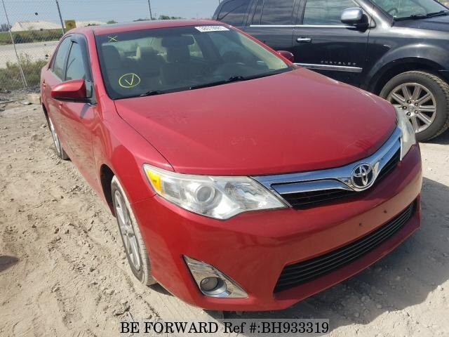 Used 2012 TOYOTA CAMRY BH933319 for Sale