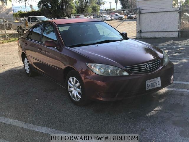 Used 2005 TOYOTA CAMRY BH933324 for Sale