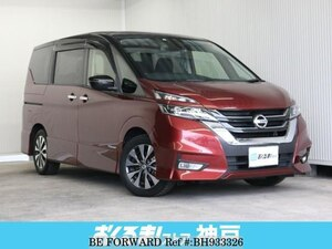 Used 2017 NISSAN SERENA BH933326 for Sale
