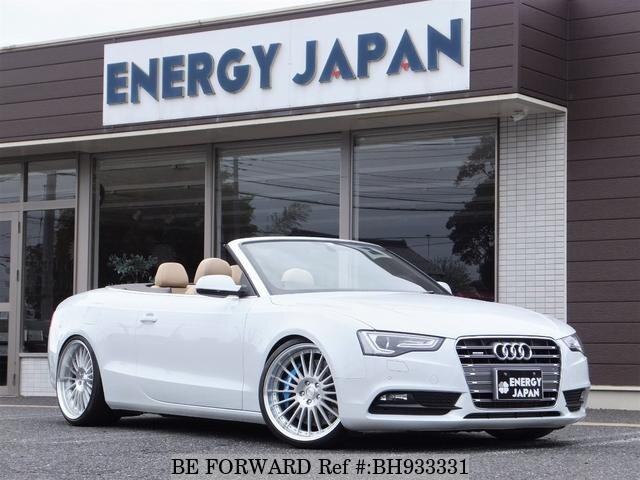 Used 2014 AUDI A5 BH933331 for Sale