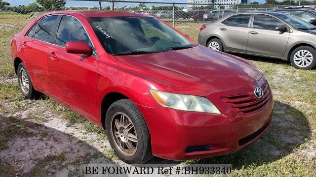 Used 2007 TOYOTA CAMRY BH933340 for Sale