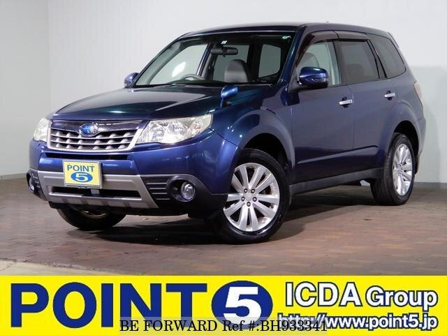 Used 2011 SUBARU FORESTER BH933341 for Sale