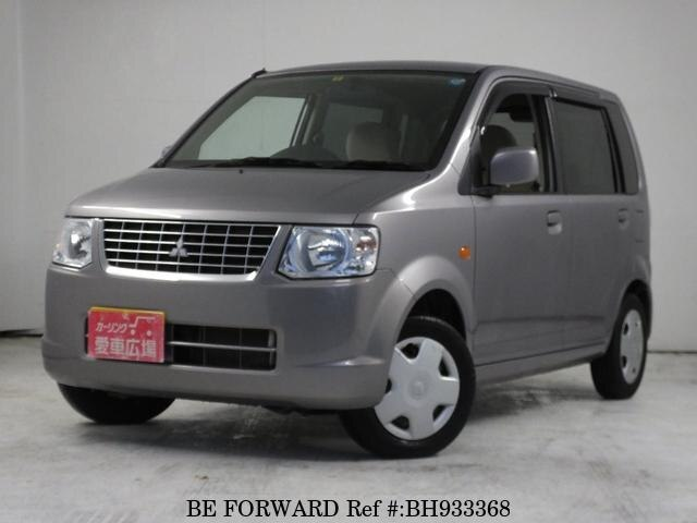 Used 2009 MITSUBISHI EK WAGON BH933368 for Sale