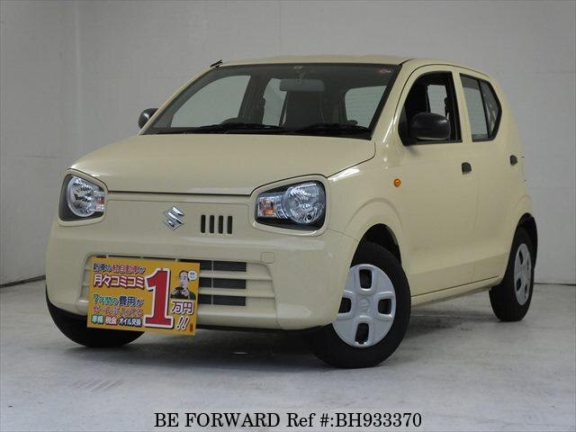 Used 2019 SUZUKI ALTO BH933370 for Sale