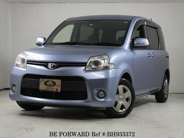 Used 2013 TOYOTA SIENTA BH933372 for Sale