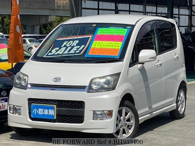 Used 2006 DAIHATSU MOVE BH933400 for Sale