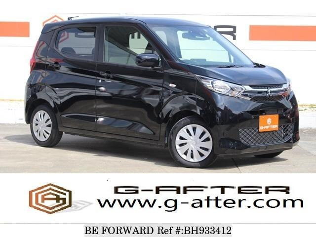 Used 2019 MITSUBISHI EK WAGON BH933412 for Sale