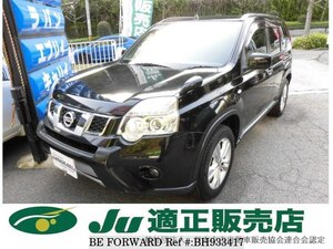 Used 2010 NISSAN X-TRAIL BH933417 for Sale