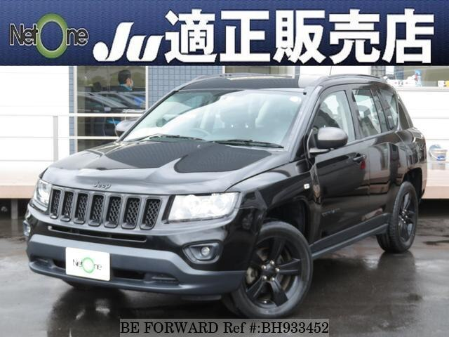 Used 2014 JEEP COMPASS BH933452 for Sale