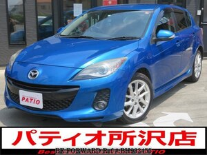 Used 2012 MAZDA AXELA SPORT BH933455 for Sale