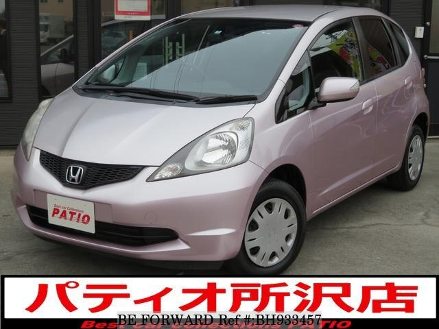 Used 2009 HONDA FIT BH933457 for Sale
