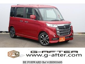 Used 2016 SUZUKI SPACIA BH933485 for Sale