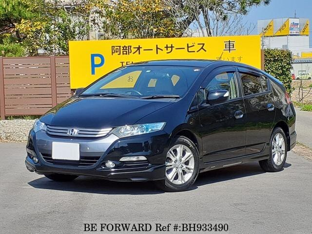 Used 2009 HONDA INSIGHT BH933490 for Sale