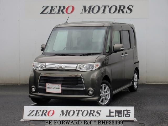 Used 2012 DAIHATSU TANTO BH933499 for Sale
