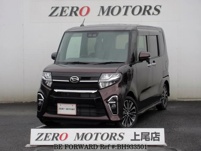 Used 2020 DAIHATSU TANTO BH933501 for Sale