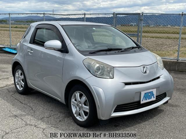 Used 2008 TOYOTA IQ BH933508 for Sale