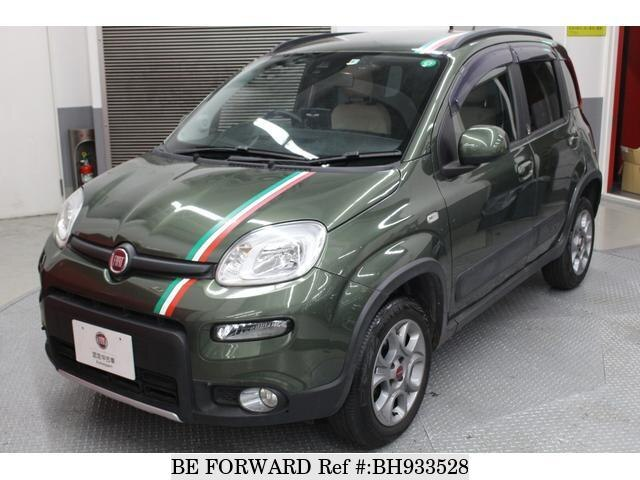 Used 2015 FIAT PANDA BH933528 for Sale